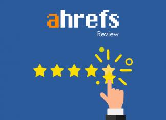 các chỉ số về ahrefs