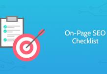 Checklist onpage JPWEBSEO