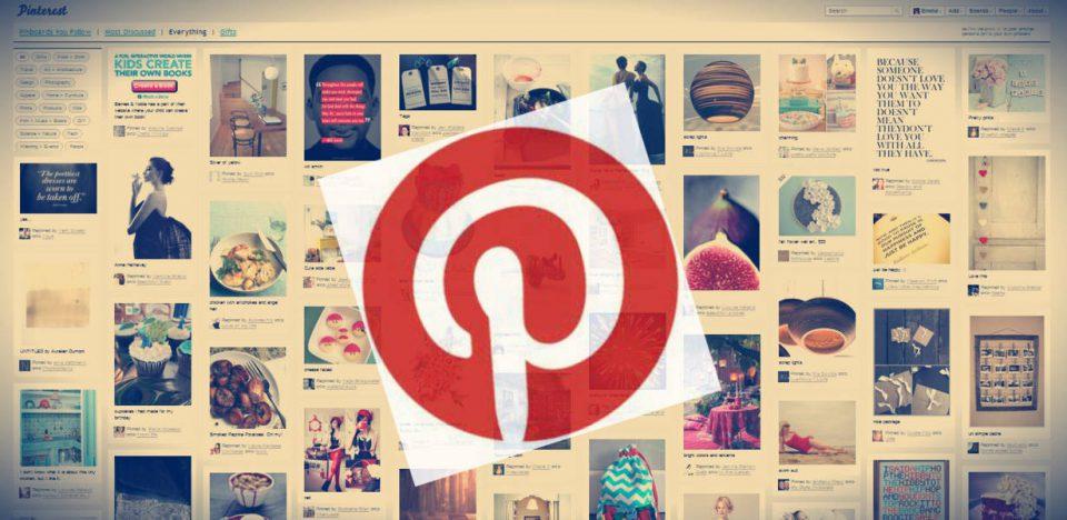 Chia sẻ hình ảnh trên Pinterest