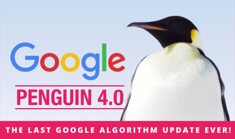Vì sao lại xuất hiện Google Penguin