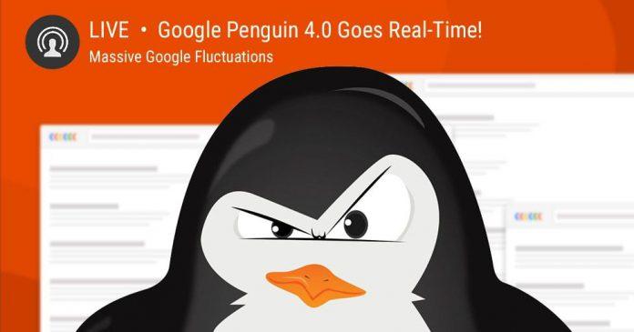 Bạn không thể khôi phục nếu bị dính phạt từ Penguin