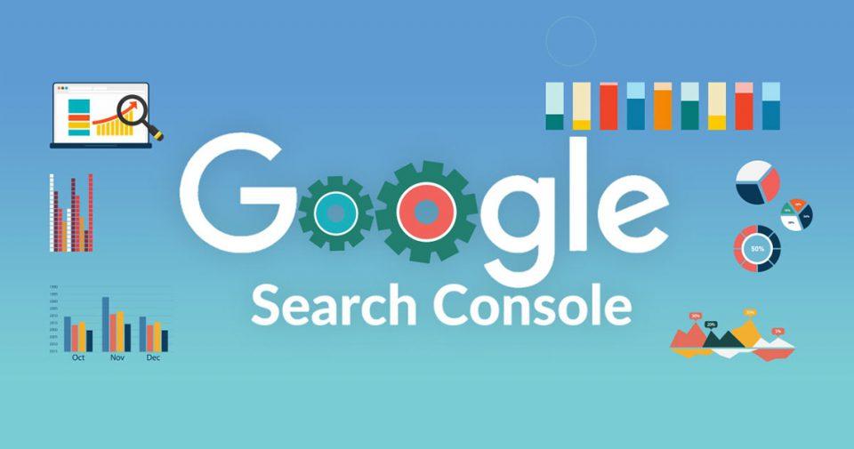 Khai báo URL hay domain website trên search console để nhanh index trên google