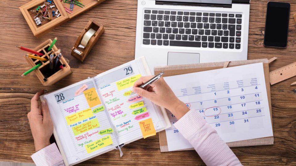 Lập kế hoạch và Viết bài
