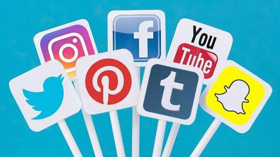 Chia sẻ nội dung trên các mạng xã hội