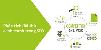 Các bước tiến hành phân tích đối thủ cạnh tranh trong SEO
