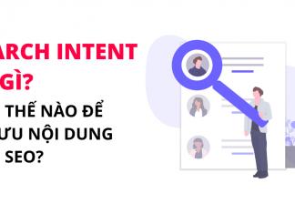 Search Intent là gì trong SEO